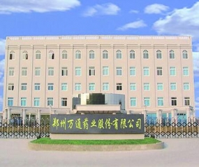郑州万通复升药业