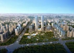 郑州绿地滨湖国际城九区供配电